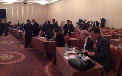 EVBB at the 19th Eurasian Economic Summit