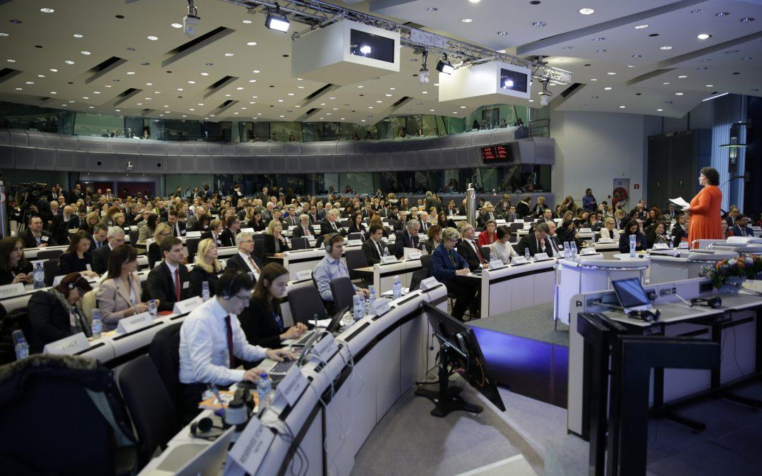 Thiemo Fojkar participates in EU Conference on the European Social Rights Pillar