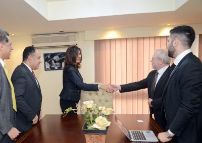 SG meets Minister of the Arab Republic of Egypt (1)
