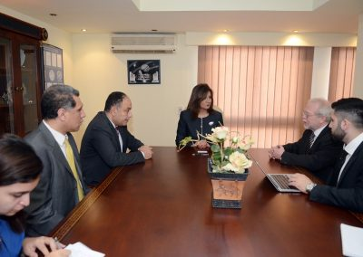 SG meets Minister of the Arab Republic of Egypt (4)