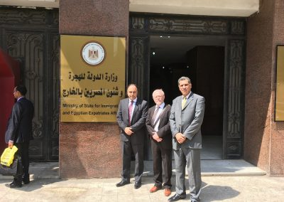 SG meets Minister of the Arab Republic of Egypt (5)