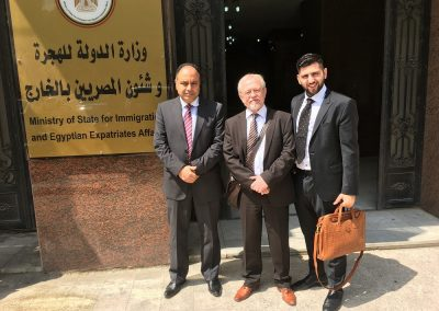 SG meets Minister of the Arab Republic of Egypt (6)