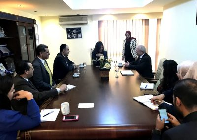 SG meets Minister of the Arab Republic of Egypt (8)
