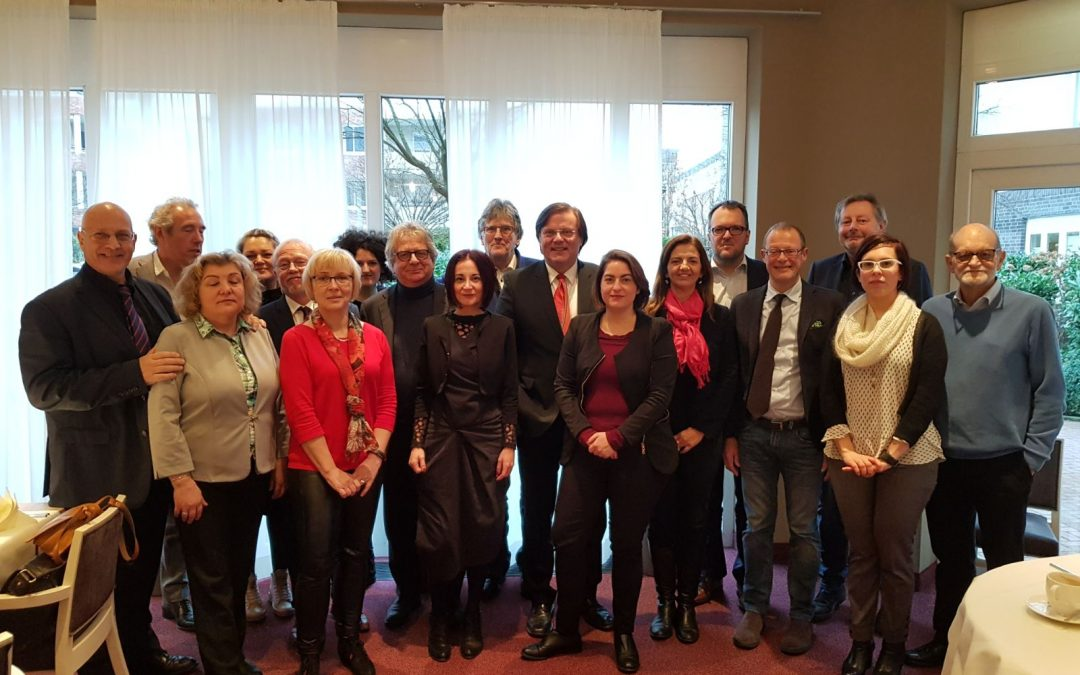 Joint Board Meeting of EVBB and the European Vocational Training Association (EVTA)