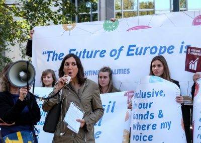 Manifesto for a Sustainable Europe for its Citizens