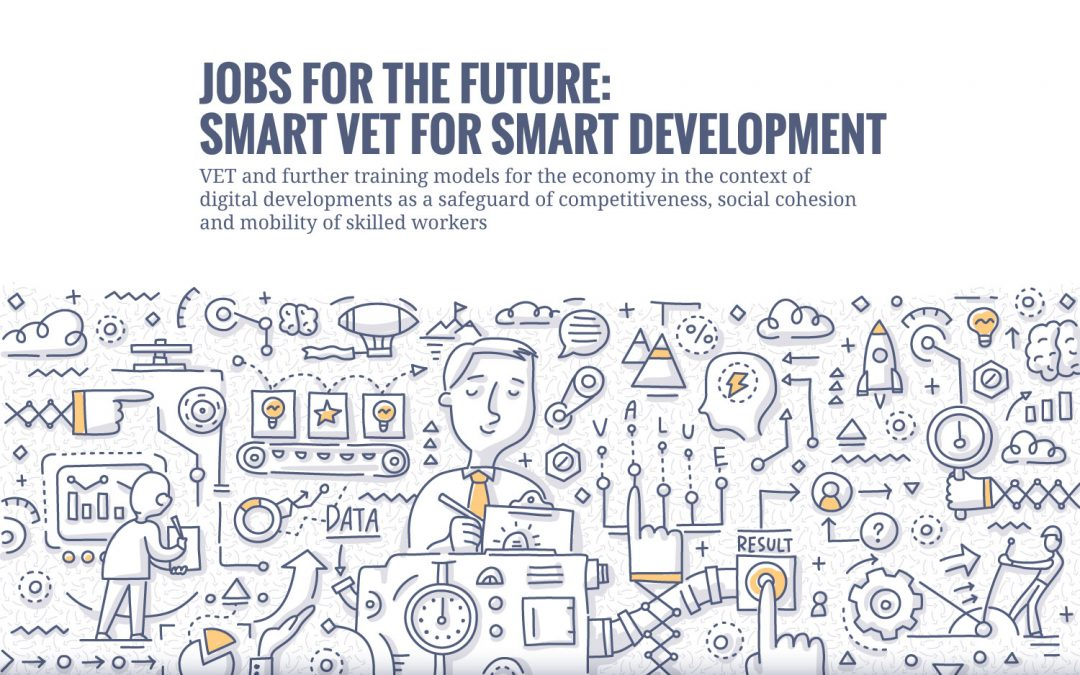 Sofia 2018 – Jobs for the Future: SMART VET for Smart Development
