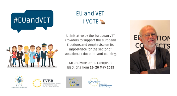 European Election and VET – This Time I Vote!