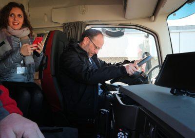 ette - truck driving