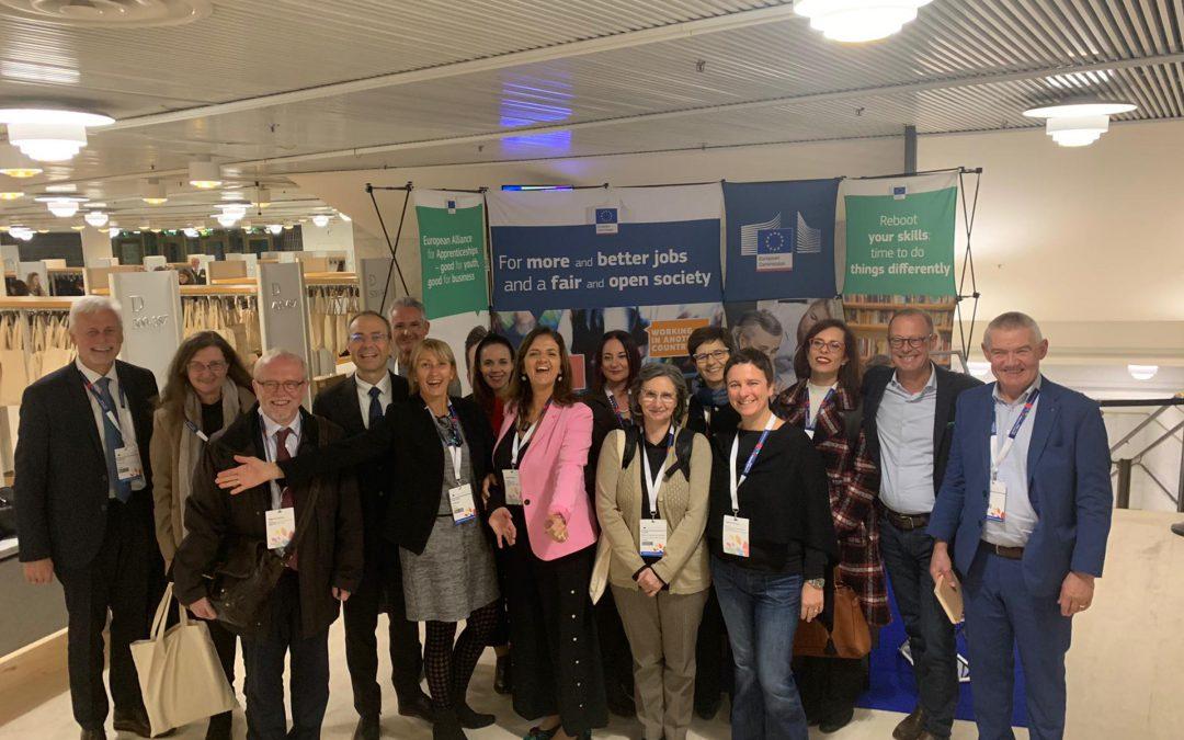European Vocational Skills Week 2019 (14-18 October 2019)
