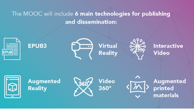 DIMPA MOOC – Learning and Teaching Technologies for Digital Innovative Media Publishing in the VET sector