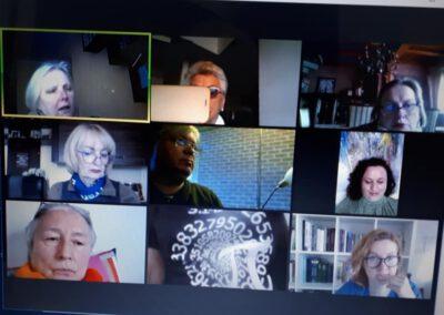 The Institute meeting 3