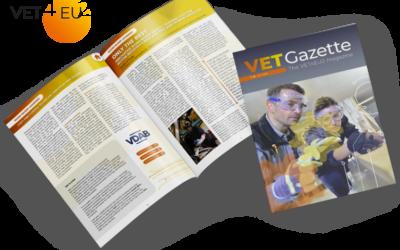 VENHANS LATEST ACHIEVEMENTS: a VET webinars platform, a VET magazine & more to come!
