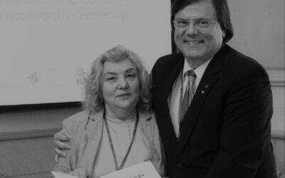 † EVBB mourns Dr. Lubov Popova